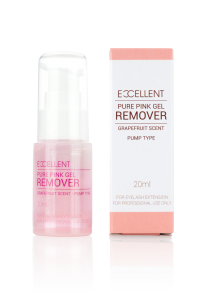 Pink Gel Remover do usuwania rzęs 20ml