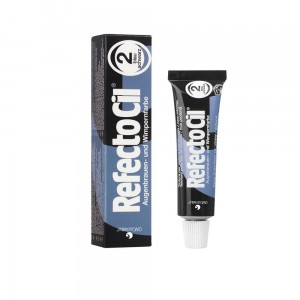 RefectoCil Eyelash and Eyebrow Tint Black/Blue 2.0