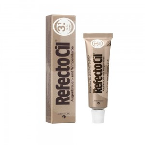 RefectoCil Eyelash and Eyebrow Tint Light Brown 3.1